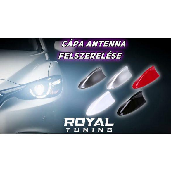 Cápa antenna kék